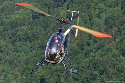 HB-YKR CH-7 Kompress @ Gruyeres Switzerland 13Jun03
