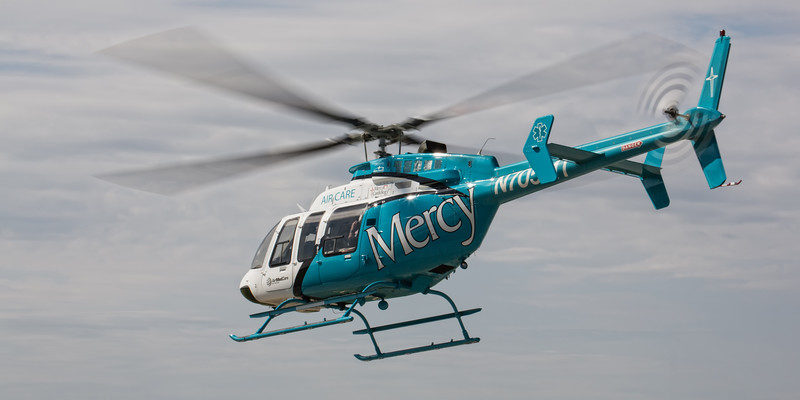 Med-Trans Mercy Air Care, Sioux City, Iowa