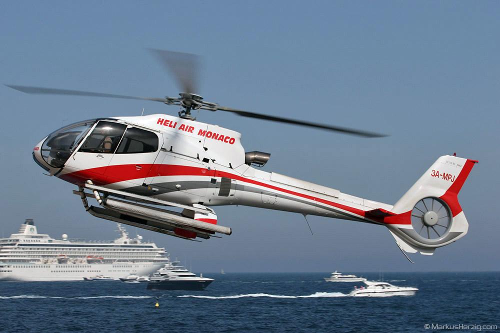 3A-MPJ EC130B4 Heli Air Monaco @ Monaco 22May05