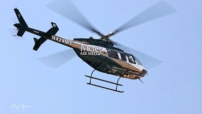 Mercy Air Med N424MT