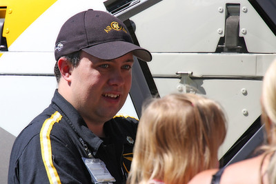 Nate Paxston, Flight Paramedic   An AirCare Member in 2011.
