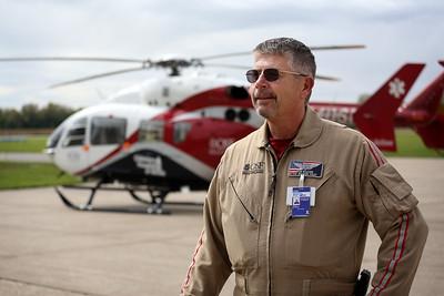 OSF Pilot Don Kilgore