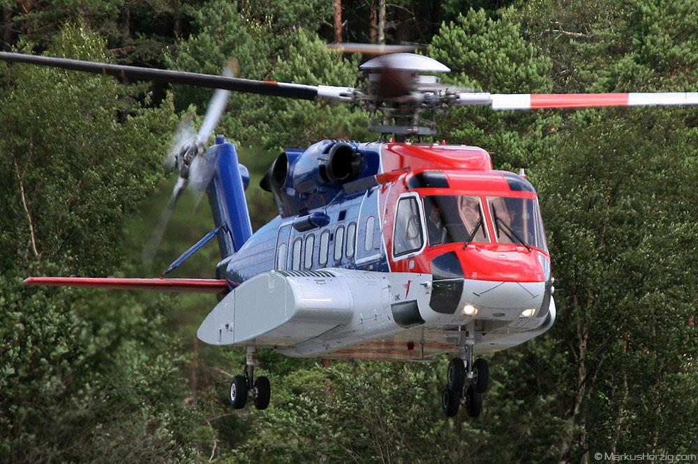 LN-OQC S92A CHC Norway @ Bergen Norway 22Jul07