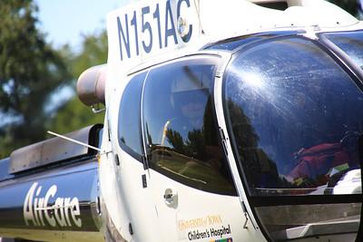 AirCare One  Nate Paxston, Flight Paramedic