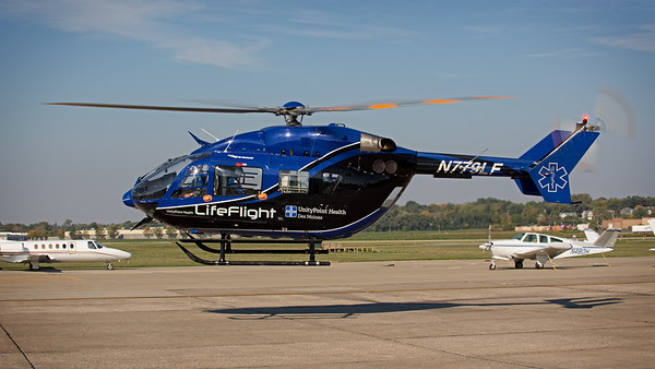 LifeFlight One DesMoines