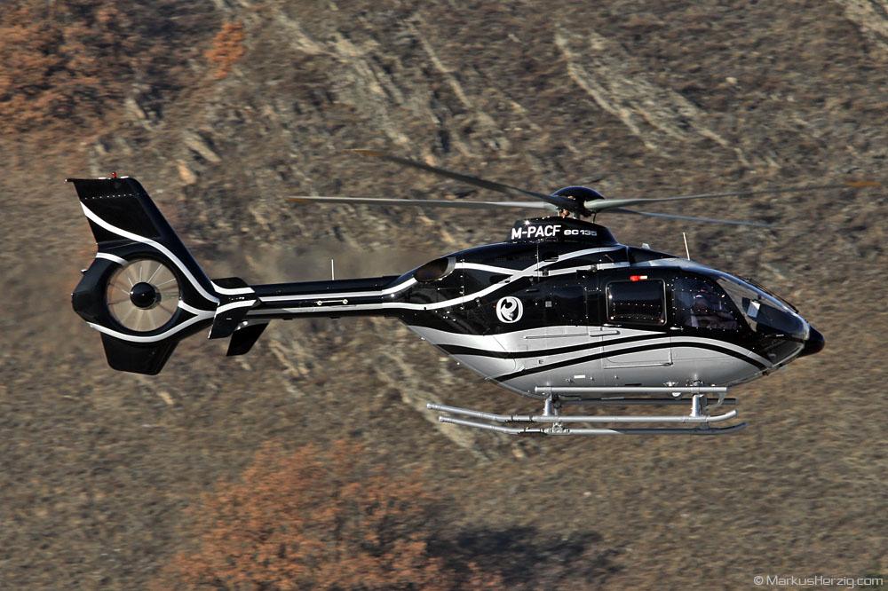 M-PACF EC135P2+ Starspeed Ltd @ Sion Switzerland 1Jan11