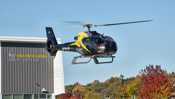 University of Iowa AirCare One