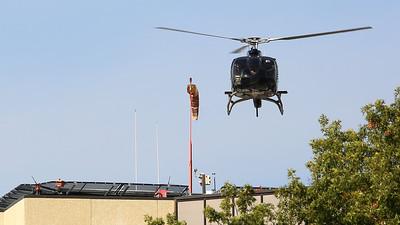 University of Iowa AirCare One