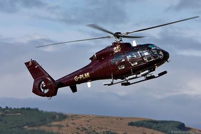 G-PLMI SA365C1 PDG @ Aberdeen Scotland 5Aug08