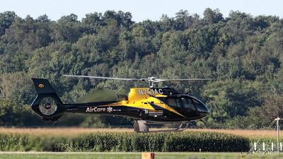 University of Iowa AirCare One N741AC