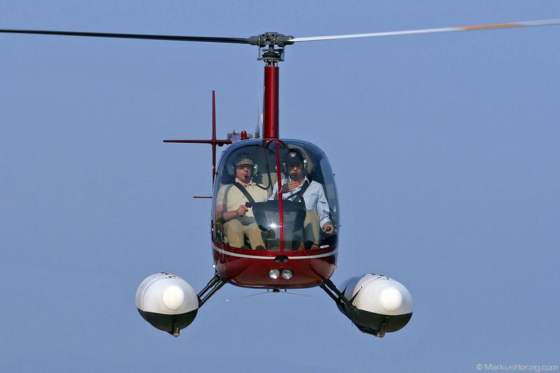 3A-MGM R22 Mariner II Aero Club Monaco @ Monaco 18Apr03