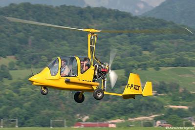 F-PVGS Changeur-Gianinetti CG-01 @ Bex Switzerland 18Jun05