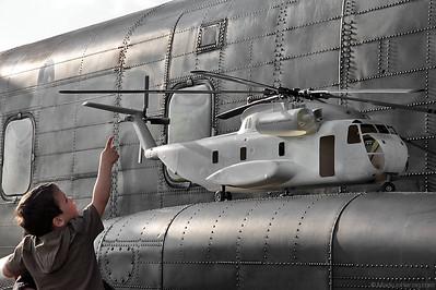 84-33 CH-53G German Army @ Grenchen Switzerland 17Mar12