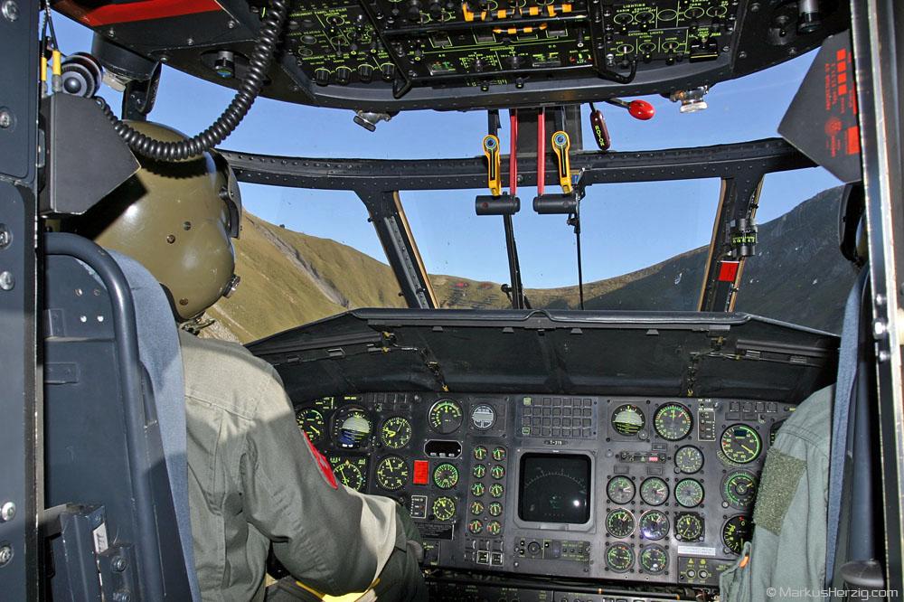 T-319 AS332M1 Swiss Air Force @ Axalp Switzerland 12Oct06