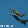 F-86 Sabre with F-16