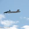 FA-18 Hornet and a F4U Corsair
