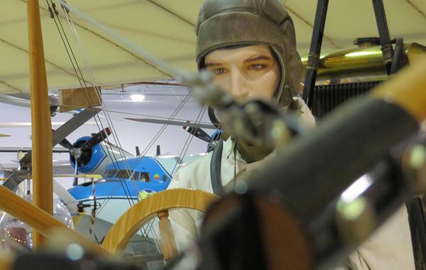 Hiller Aviation Museum