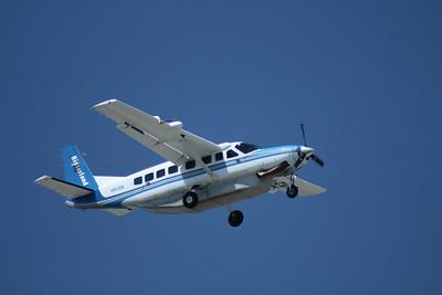 VH-CVN HINTERLAND AVIATION CESSNA-208 CARAVAN
