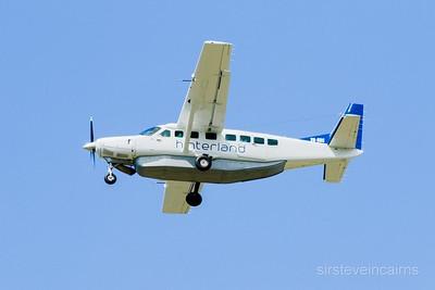 VH-CVN HINTERLAND CESSNA-208
