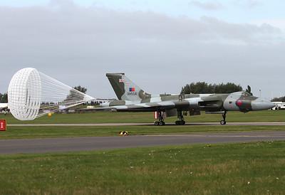 Avro 698 Vulcan B2 Coventry - Baginton (CVT / EGBE) UK - England, September 26, 2010   Reg: G-VLCN Code: XH558