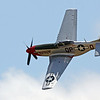 "P-51 ""Red Dog XII"" at the 2012 Hollister CA. Air Show"