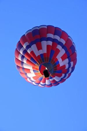 Hot Air Balloon - Belvidere 08/31/2005