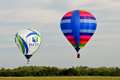 Airplanes and Balloons