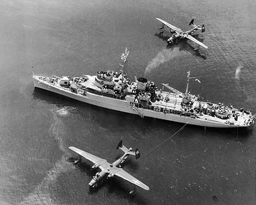 WW II US sea plane