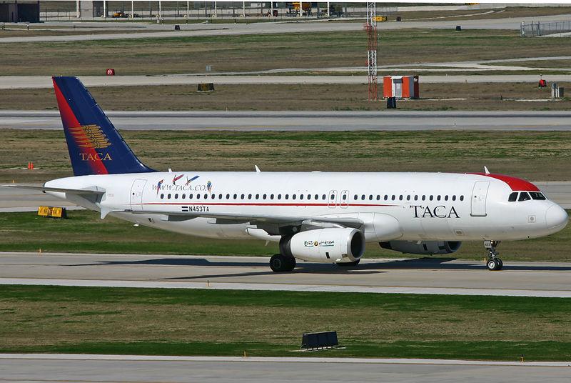 TACA Airbus A320