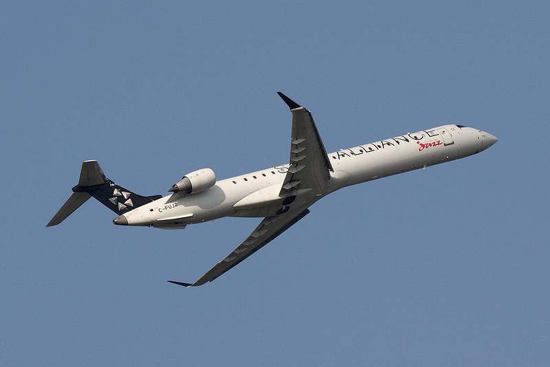 Air Canada Jazz JZA8112 CRJ-900 IAH-YYZ