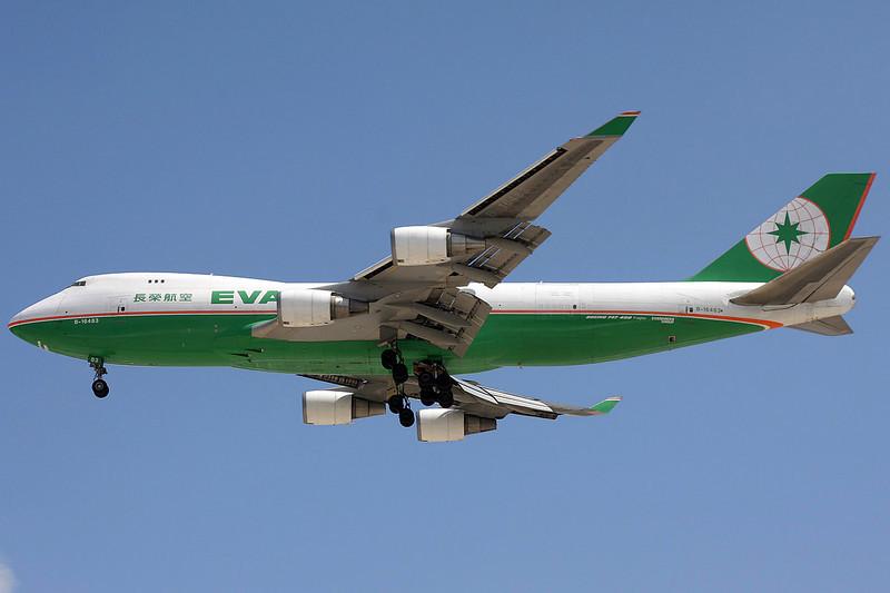 EVA661 from ORD landing on 26L