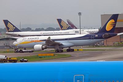 VT-JWH JET AIRWAYS A330-300