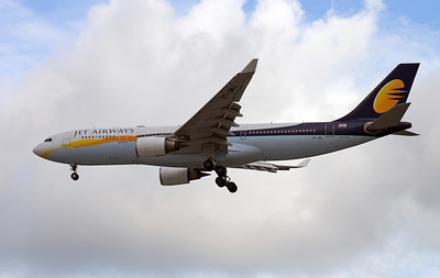 VT-JWJ JET AIRWAYS A330-200