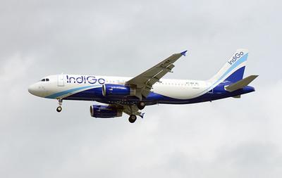 VT-IEK INDIGO A320