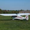 Piper PA-18-150 Super Cub G-BAKV, Sandown, May 2001