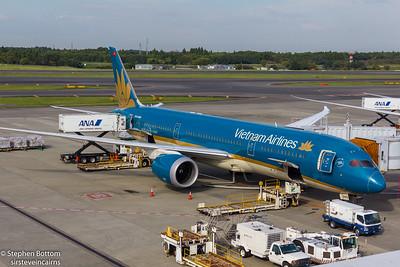 VN-A866 VIETNAM AIRLINES B787-9