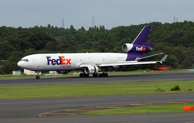 N577FE FED-EX MD-11F