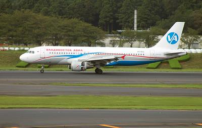 VQ-BCG VLADIVOSTOK AVIA A320