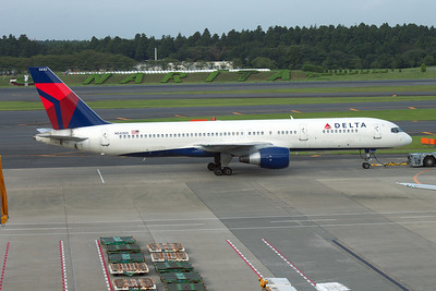 N543US DELTA AIRLINES B757-200