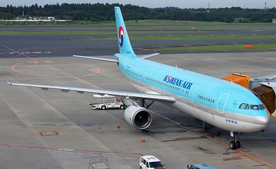 HL7240 KOREAN AIRLINES A300-600