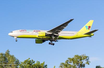 HL7743 JIN AIR B777-200
