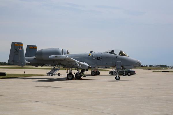 Janesville Air Show 2012