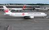 JA614J JAPAN AIRLINES B767-300