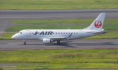 JA218J J-AIR ERJ-170