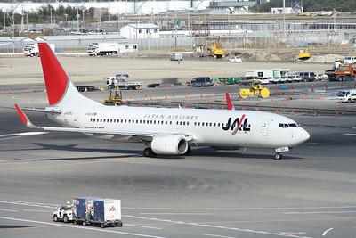 JA305J JAPAN AIRLINES 737-800