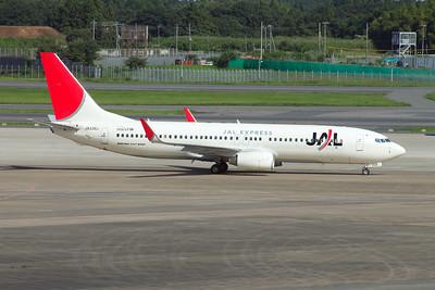 JA336J JAL EXPRESS B737-800