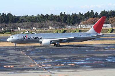 JA632J JAL CARGO 767-300F