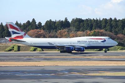 G-CIVS BRITISH AIRWAYS 747-400