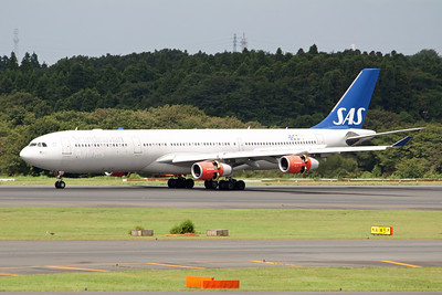 Scandinavian Airlines Airbus A340-300 OY-KBA