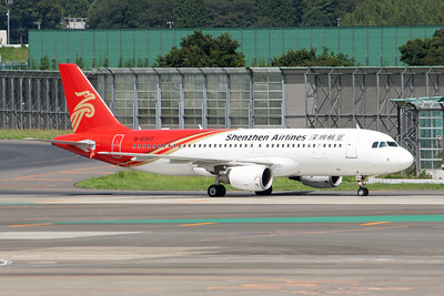 Shenzhen Airlines Airbus A320-200 B-6360